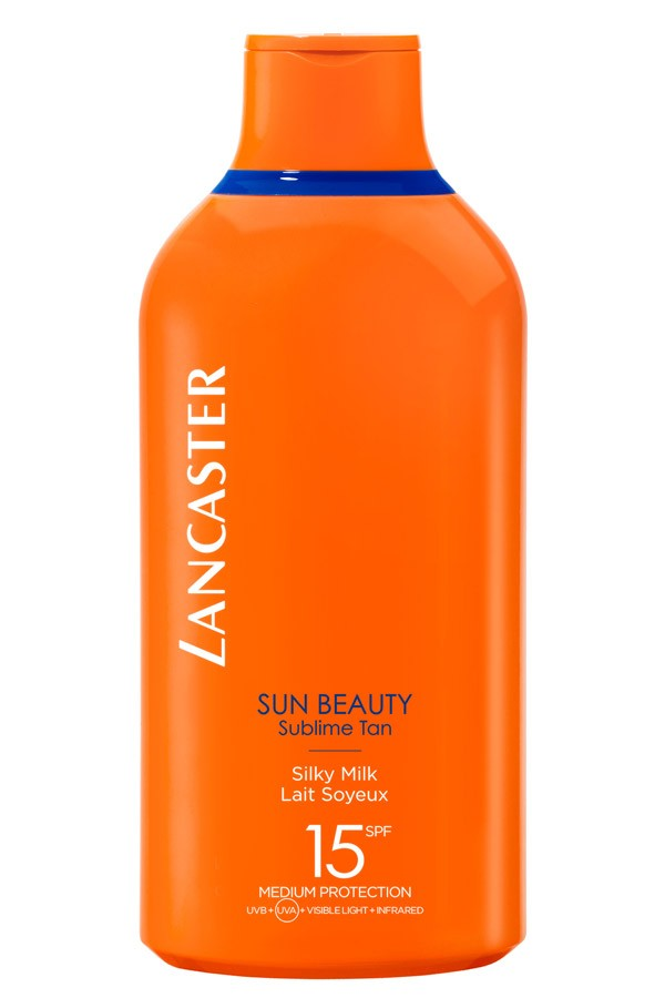 Sun Beauty Melting Tanning Milk SPF15 400ML