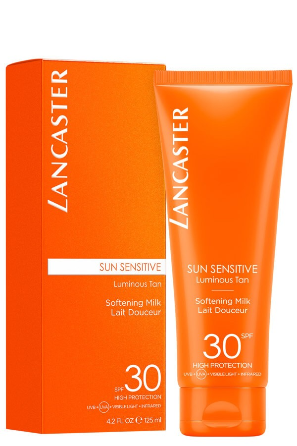 Sun Delicate Skin Face & Body Protection SPF30 125ML